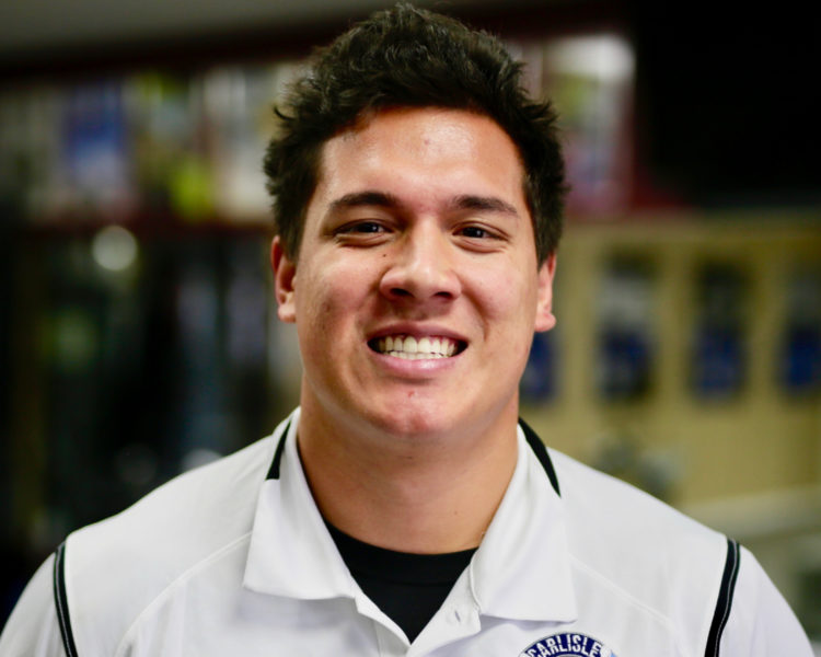 Jonah Moore, King's Academy